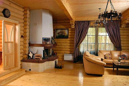 Интерьеры для маленького деревянного дома внутри фото