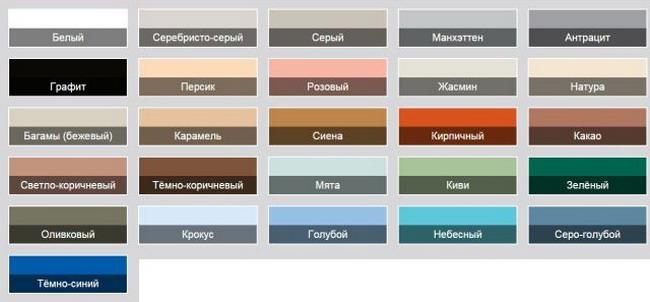 Как выбрать цвет затирки для плитки? Затирка для 99