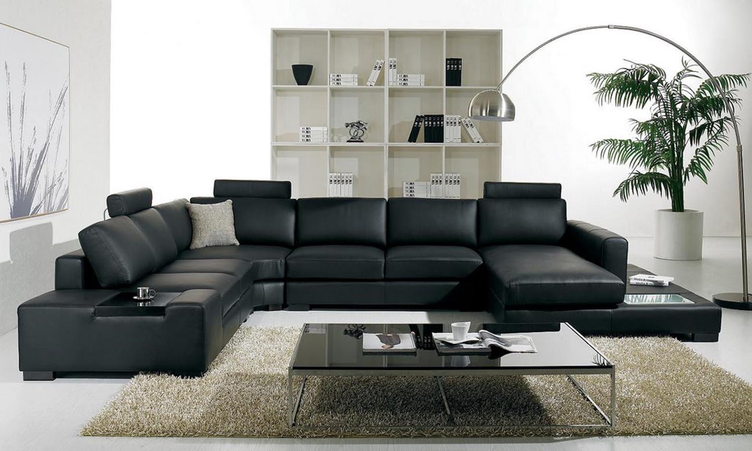 Мягкая мебель в стиле хай тек дизайн