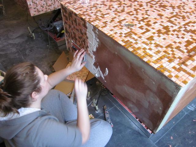 Клей для керамической мозаики какой