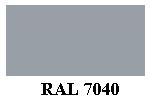 Цвет по ral 7040